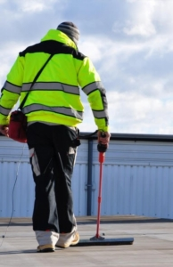 dry-roof | Electronic Leak Detection Raleigh